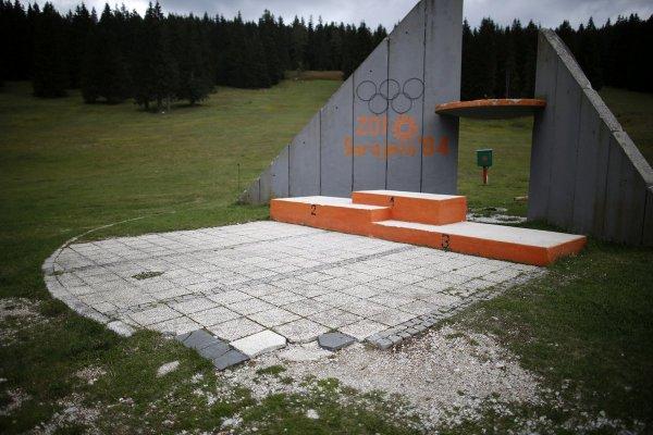 Олимпийска инфраструктура 30 години по-късно