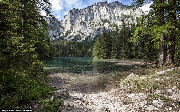 Парк за водолази в Австрия