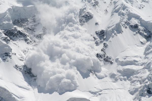 Повишена лавинна опасност в планините