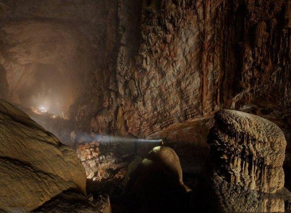 Пещерата Сон Дунг, Виетнам