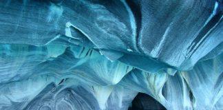 Мраморните пещери, Чили