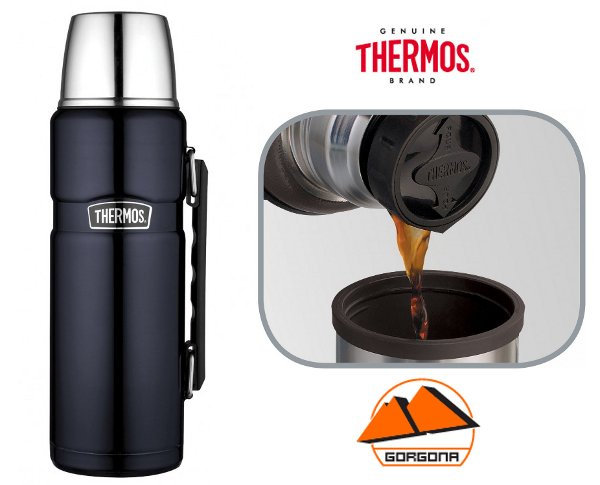Thermos Stainless King Flask
