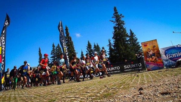 Salomon Vitosha Trail 2014