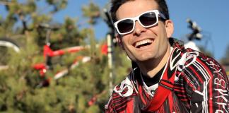 Иван Колев от отбора на RAM bikes