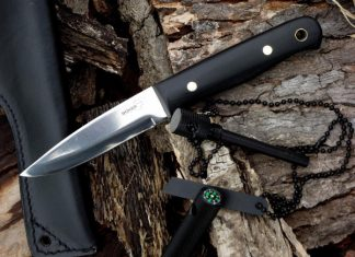 Бушкрафт Нож Böker Plus Bushcraft