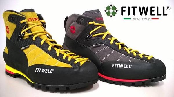Fitwell от Splitshop – ръчно изработени туристически и високопланински обувки