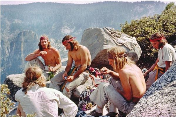 Секс, наркотици, рокендрол...  и катерене в Йосемити