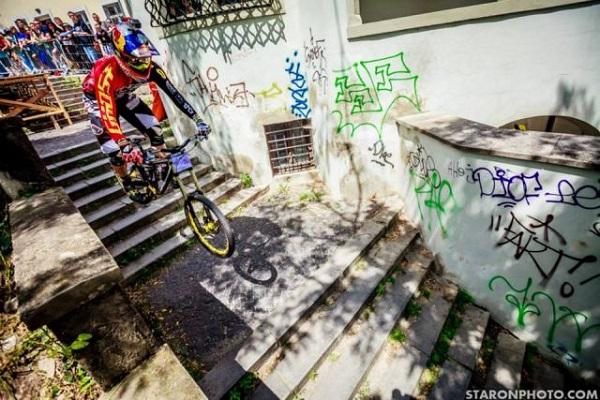Градско даунхил състезание в Братислава