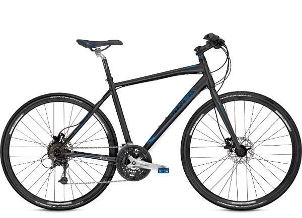 Повече от фитнес велосипед - ТРЕК 7.4 FX Disc