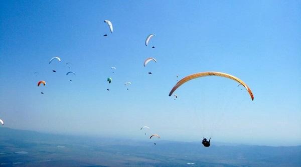 SKY CAMP - тандемен полет с парапланер