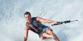 Водни ски без ски!