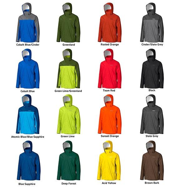 Джобното яке за всякакви условия - PreCip Jacket NanoPro® от  Marmot