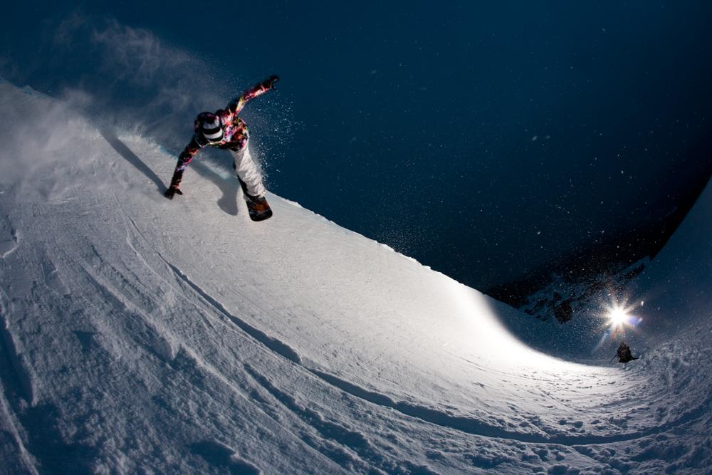 """""""Разбиването"""" – филм за легендите в халфпайп сноуборда"""