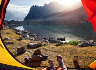 Lake Alaudin