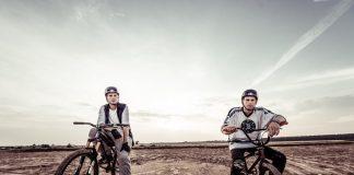 The Bike Brothers - две вело съдби разказани на езика на киното.