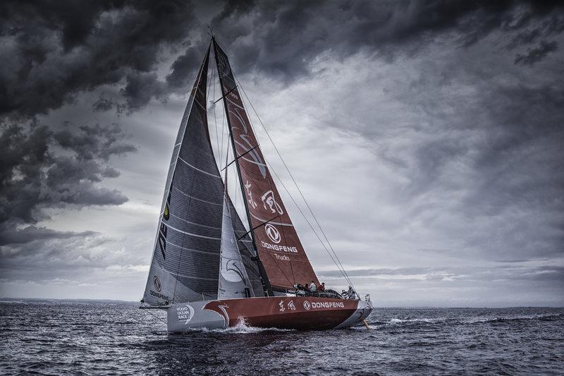 Снимка: Brian Carlin/Team Vestas Wind/Volvo Ocean Race