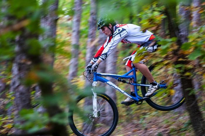 Антон Настев от RAM bikes