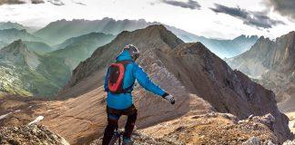 Екстремен планински моносайкъл