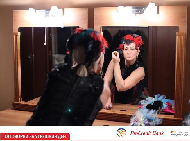 Диляна Джамбазова за театъра и надеждата