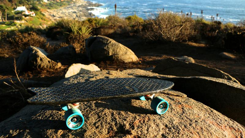 Patagonia започна да прави еко скейтборди