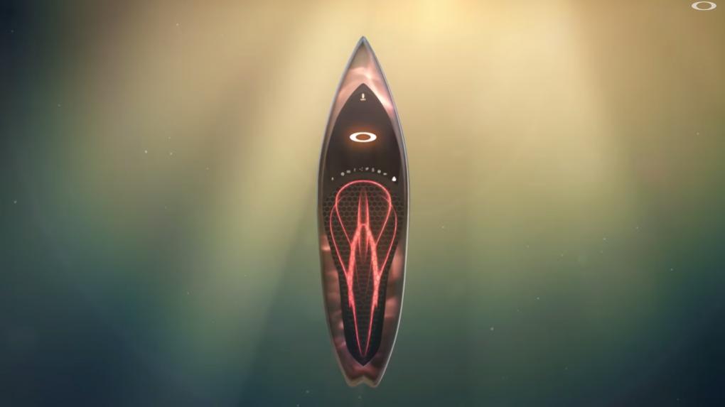 Променящ формата си сърф
