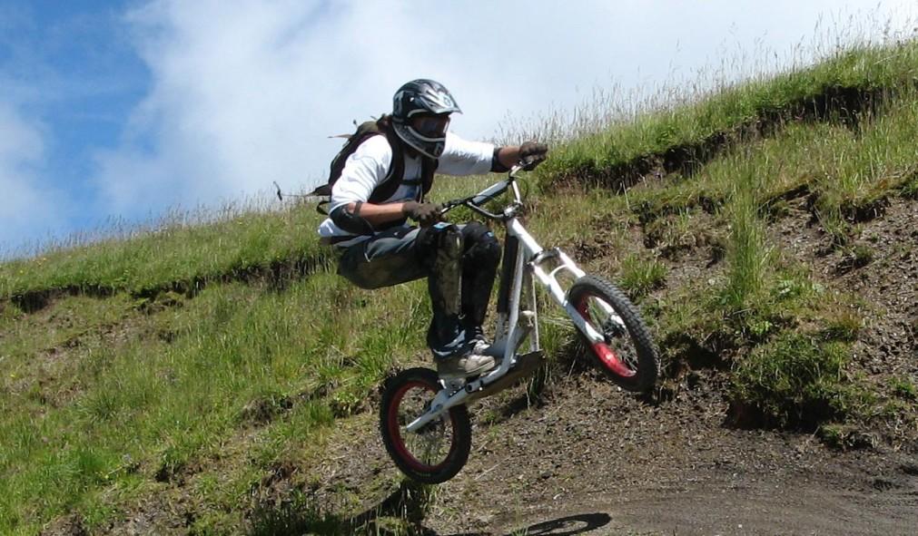 Планински скутер