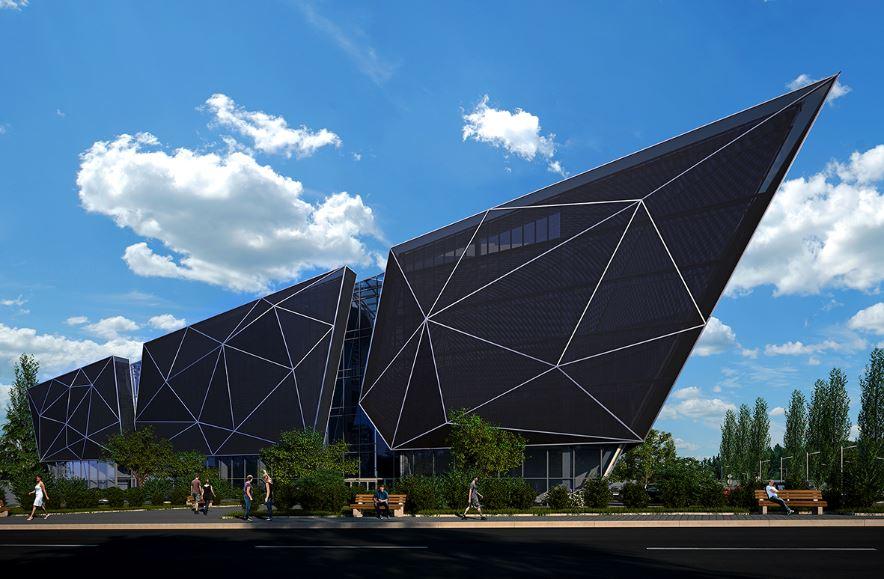 Collider Activity Center