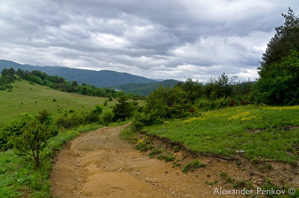 Баташка планина, Александър Пенков