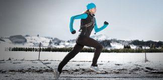 Бягане на студено и тъмно
