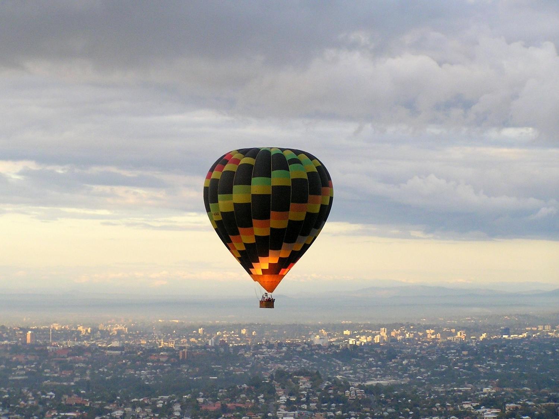 Балон с горещ въздух