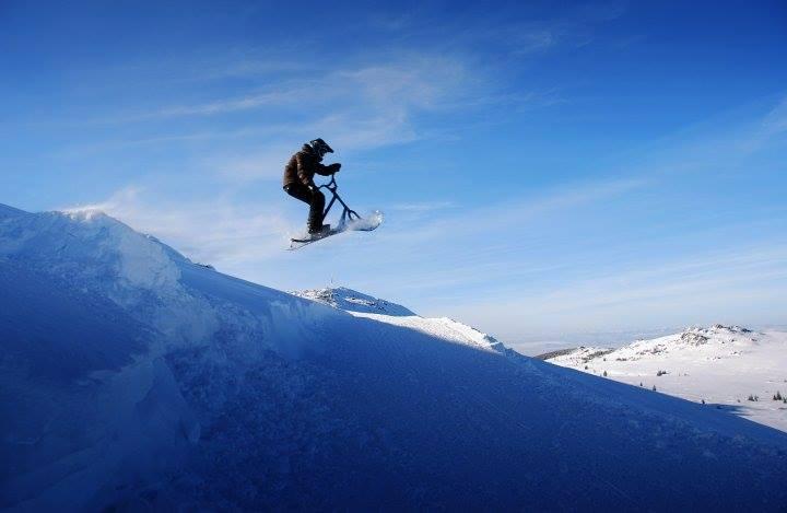 Snowscoot, Todor Kirov