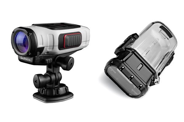 Екшън камерите Garmin Virb и Virb Elite