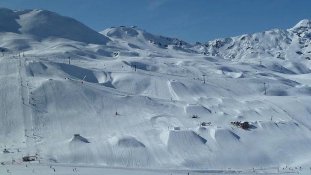Сноуборд парк Valpark
