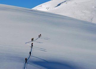 Следи - Курсове по придвижване със ски в планината