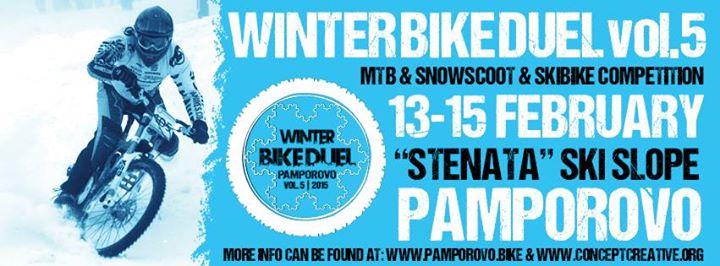 Winter Bike Duel vol. 5