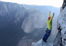 Свободно изкачване Ел Капитан - Томи Колдуел
