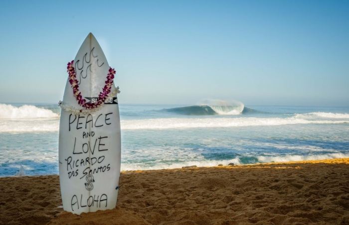 Застреляха известен сърфист - Рикарду дус Сантус