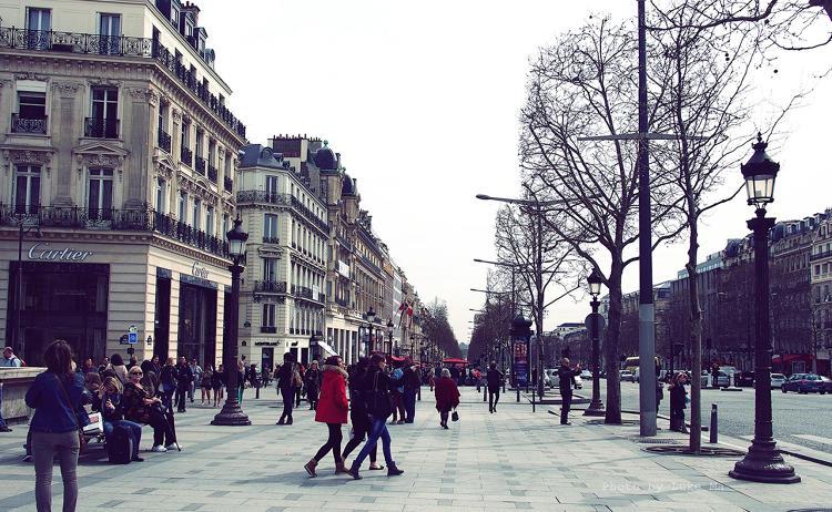 Градове без коли – Париж