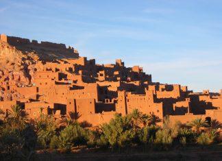 Маршрути: Мароко - Аит Бен Хаду