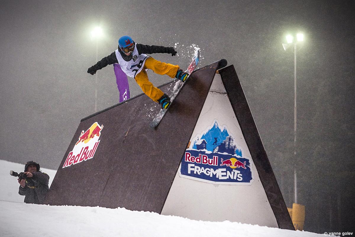 Райдър: Борислав Стоянов - Бобчо. Снимка: Яне Голев, Red Bull JOURNEYversity