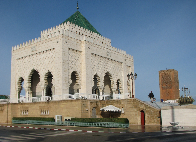 Маршрути: Мароко - Рабат