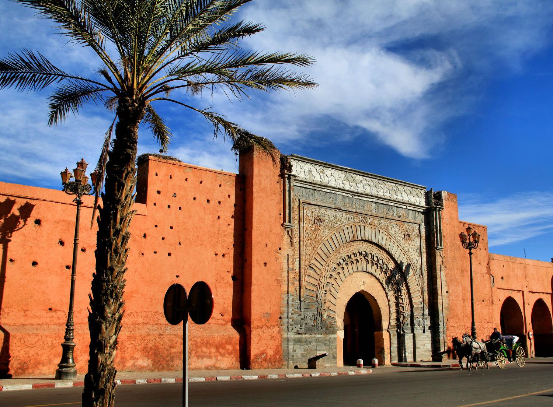 Маршрути: Мароко - Маракеш