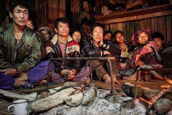 Страховито катерене в Миянмар