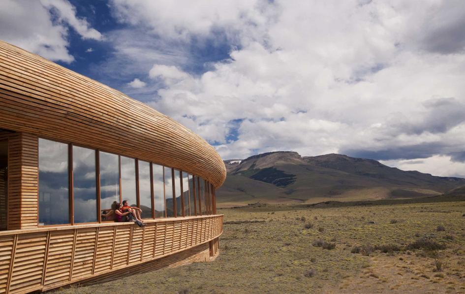 Уникални екохотели - Tierra Patagonia