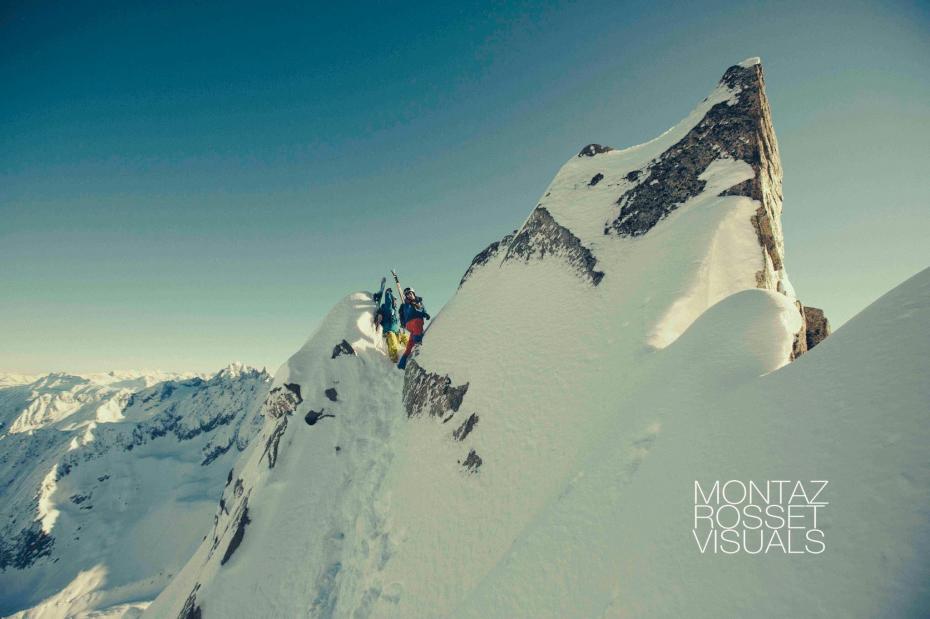 Стръмни склонове с Вивиан Бруше