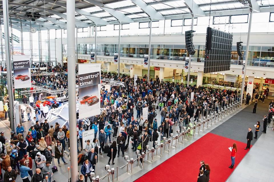 ISPO - най-голямото зимно спортно изложение