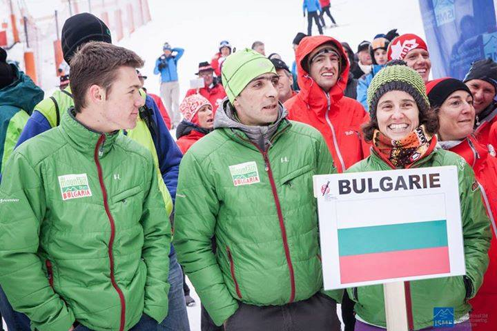 Българите на Световното по ски алпинизъм