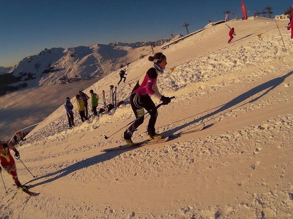 Българите на Световното по ски алпинизъм - Ивона Михайлова