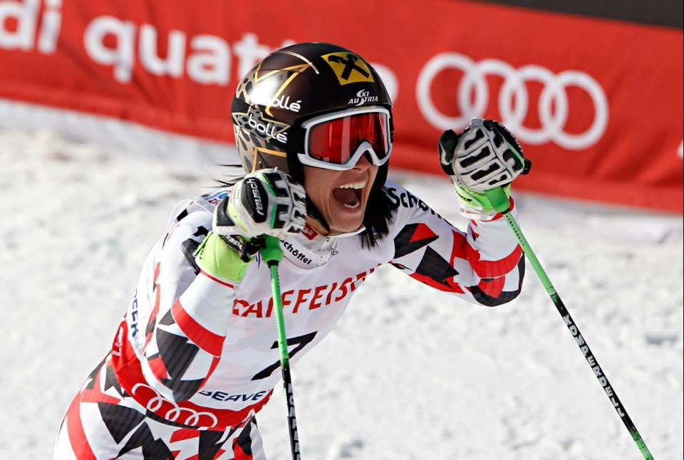Световна купа по ски - Банско - Анна Фенингер