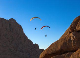 Филм на седмицата: Go for a flight above Namibia - Весо Овчаров